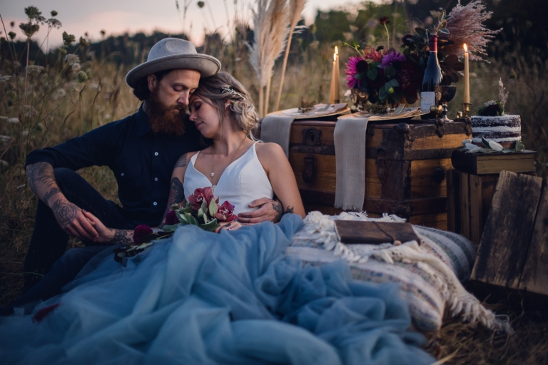 boho, boho style wedding dress, spring elopement, olympic national park, adventure photographer, adventure photography, elopements, elopement photography, elopement photographer