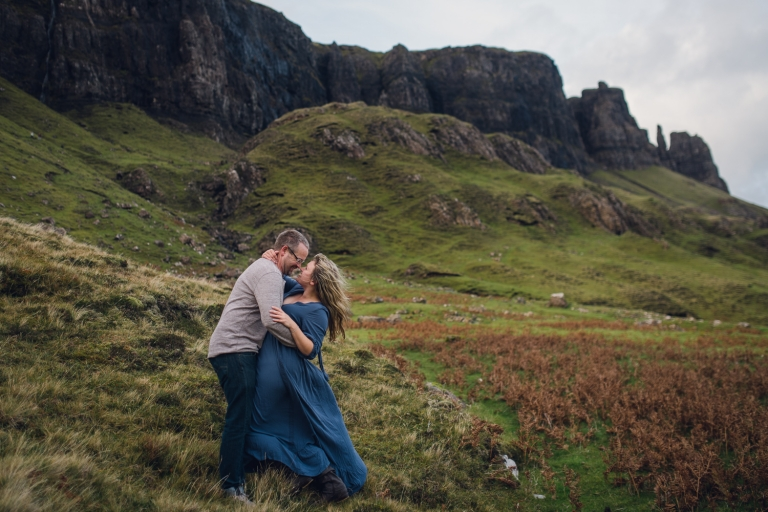 Elopement Adventure, Isle of Skye, couple, Scotland, landscape, adventure photography and elopements